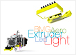 Light for BMG Aero Extruder