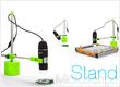 alt Microscope Stand