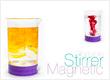 alt Portable Magnetic Stirrer