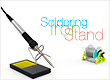 alt Soldering Iron Stand