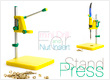 Alt Stand Press. 2 in 1